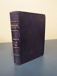 1864 Paragraph Bible - New Testament Only - Volume 3 Only