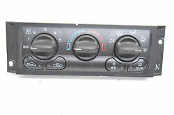 01 02 03 04 05 CHEVY VENTURE CLIMATE CONTROL OEM