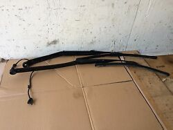 OEM INFINITI G35 2004 FRONT WINDSHIELD WIPER ARM ARMS BLADE PAIR LEFT