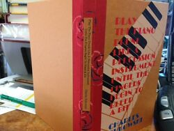 Bukowski Play The Piano Drunk Like A Percussion Instrument 1/100 Signed Silk Scr