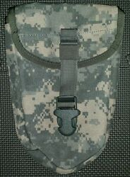New Molle Acu Digital Entrenching Tool Utility Pouch E-tool Shovel Carrier