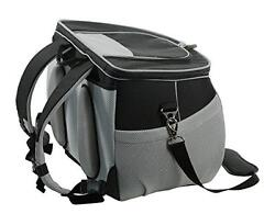One for Pets The EVA Pet Carrier Backpack Large Black New Free Shipping