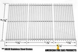 Master Forge B10lg25, Kenmore 119.16658010,119.16658011,10041006 Ss Cooking Grid