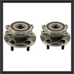 Front Wheel Hub Bearing Assembly For Lexus Is250 -is350 Gs300 Gs350 Gs450h Pair