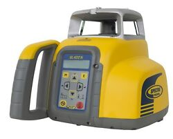 Spectra Gl422n Dual Grade Laser With Vertical Alignment Self-leveling 2600-foot