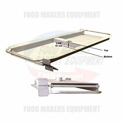 Baxter / Lbc Oven Lrog2 Double Rack Carrier Body Lifter Only. 160-776