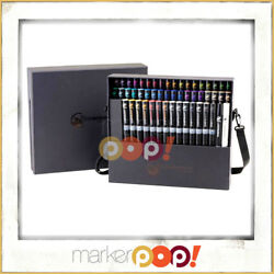 Chameleon Alcohol Color Tone Marker Set of 52 PEN DELUXE SET CT5201