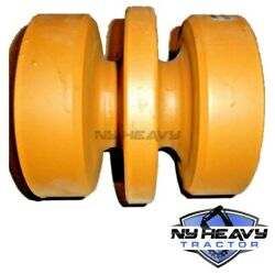One Bottom Middle Roller Fits Cat 289c2 Caterpillar Rubber Track 3041890