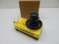 Cognex In-sight Is5100-00 Rev A Camera W/ Lens And Interface Cables