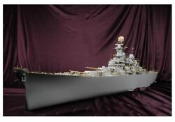 New 1/200 Uss Iowa Dx Pack For Trumpeter Md20008