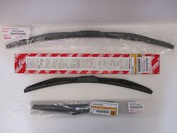 LEXUS OEM FACTORY WIPER BLADE SET 2010-2014 GX460