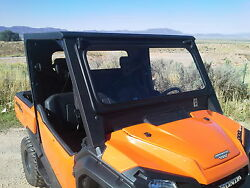 Honda Pioneer 1000-3 Cab Enclosure With Tip Out Windshield
