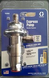 Graco Pro Connect Express Pump For 390/395/490/495/595 Pc 2015 Up 17j552