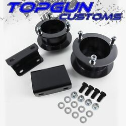 For 1994-2013 Dodge Ram 2500 3500 4wd 2 Inch Front Lift Kit With Sway Bar Drop
