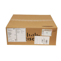 *Brand New* Cisco WS-C3650-48PS-S 3650 Series 48 PoE+ Port Switch *Fast Ship*
