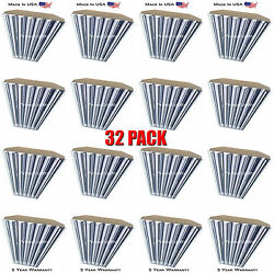 6 Bulb  Lamp T8 LED High Bay Warehouse Shop Commercial (32 PACK)