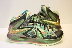 the latest 811dd 9fabd NIKE LEBRON 10. NIKE LEBRON 10 X CHAMPIONSHIP CELEBRATION PACK MVP ...