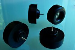 New Pioneer Large Sorbothane Turntable Feet Made In Usa
