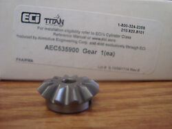 New Continental Eci Bevel Gear Tach Drive Part Number Aec535900