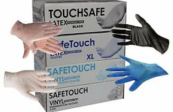 Safetouch Disposable Latex