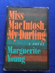 Miss Macintosh My Darling - First Edition Signed By Marguerite Young