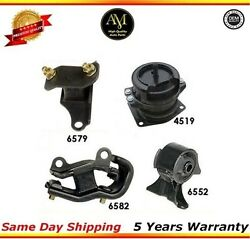 A6582 A6552 A6579 A4519hy Front Engine Mount For Honda Odyssey 99-04 3.5l