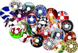 Wheelchair Spoke Guard Stickers 100s Of Limited Edition Designs Personalised