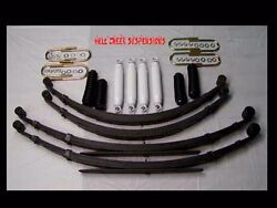 1974-75 Full Size Jeep Wagoneer And Cherokee 4 Inch Lift Kit Made In The Usa