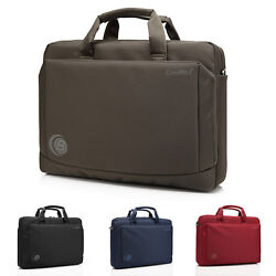 15.6 inch Notebook Computer Laptop Bag For Men Women Briefcase Messenger Bag