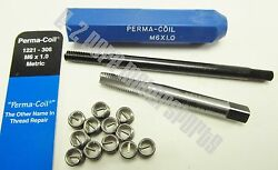 Perma-coil M6 X 1mm   Thread Repair Kit   Made In Usa   Compatible With Helicoil