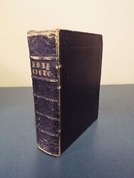 Genuine 1599 or 'Breeches' Bible-  (not printed later)    a TRUE  1599- scarce