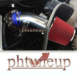 Blue Red Air Intake Kit Fit Toyota 2007-2011 Camry / 2009-2015 Venza 3.5l V6