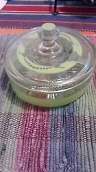 Antique Candy Dish Late 20's Early 30's Art Deco Excellent Condition