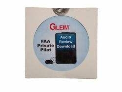 Private Pilot Lectures - Download [gleim Audio-ppal/dl]- Free Shipping