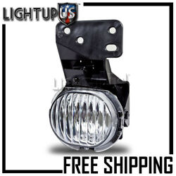 1997-2003 Chevy Malibu Right Passenger Side RH Clear Driving Fog Light Lamp