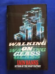Walking On Glass - First British Edition By Iain Banks