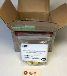 New 3m 393-2003-50 Ear Fit Classic Test Plugs Box Of 80 Fast Shipping