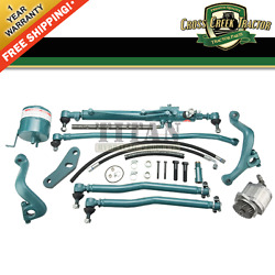 3000pskit New Power Steering Add On Kit For Ford Tractor 2000, 3000, 2600, 3600+