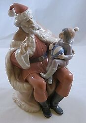 Lladro A Christmas Wish . 01005711 . Retired . 100 Perfect . Spain