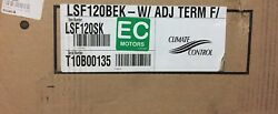 NEW CLIMATE CONTROL LSF120SK EVAPORATOR 12000btu ELEC DEFROST LOW PROF