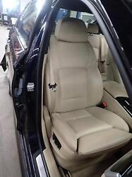11 12 13 Bmw 535i Right Front Seat 18 Way Adjust Active Heat And Cooled Tan Lcdf