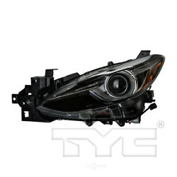 Headlight Assembly-NSF Certified Left TYC 20-9538-01-1 fits 2014 Mazda 3