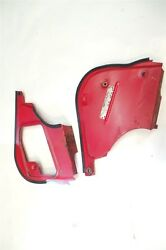 1968 Sears Allstate Sabre Puch 50cc Body Side Covers Fairings 1 Only Choice