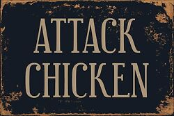 Attack Chicken 8