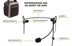 Faro In Ear Headset/ Flight Outfitters Lift Bag Pilot Bundle Pack Free Shipping
