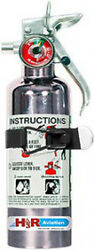 H3r Fire Extinguisher Model A344tc Great For Small Aircraft New