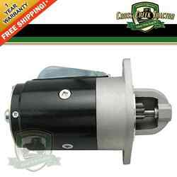 D7nn11001ar New Starter For Ford Tractor 2000, 3000, 4000, 5000, 7000, 2600 3600
