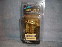Gold Phaser Monitor Mate Bobble Head Star Trek Tos 50th Toy Fair Exclusive 2016