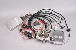 Tbi - Throttle Body Fuel Injection Kit For Most Stock V8 Engines