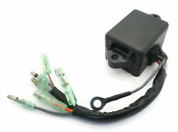 Cdi Ignition Coil Module Power Unit For Yamaha 6f5-85540-22-00 40 Hp Outboard